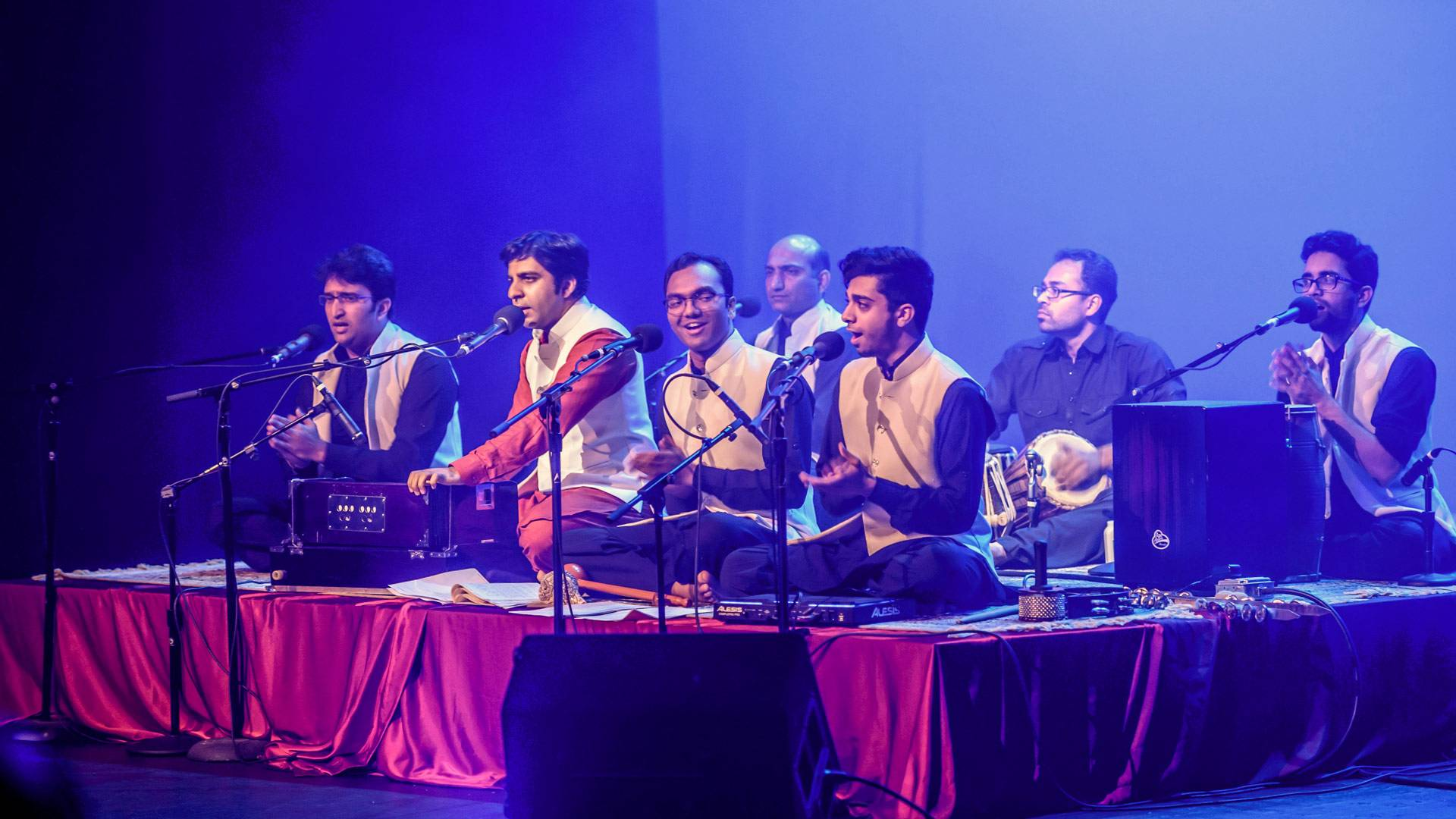 Riyaaz Qawwali returning to Bayou Theater