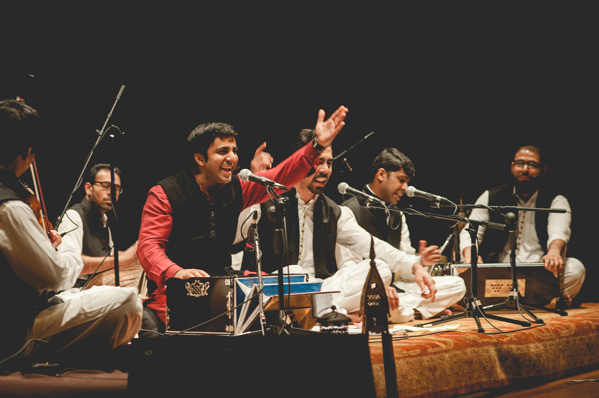 Riyaaz Qawwali to perform ancient, mystical music at UHCL Bayou Theater