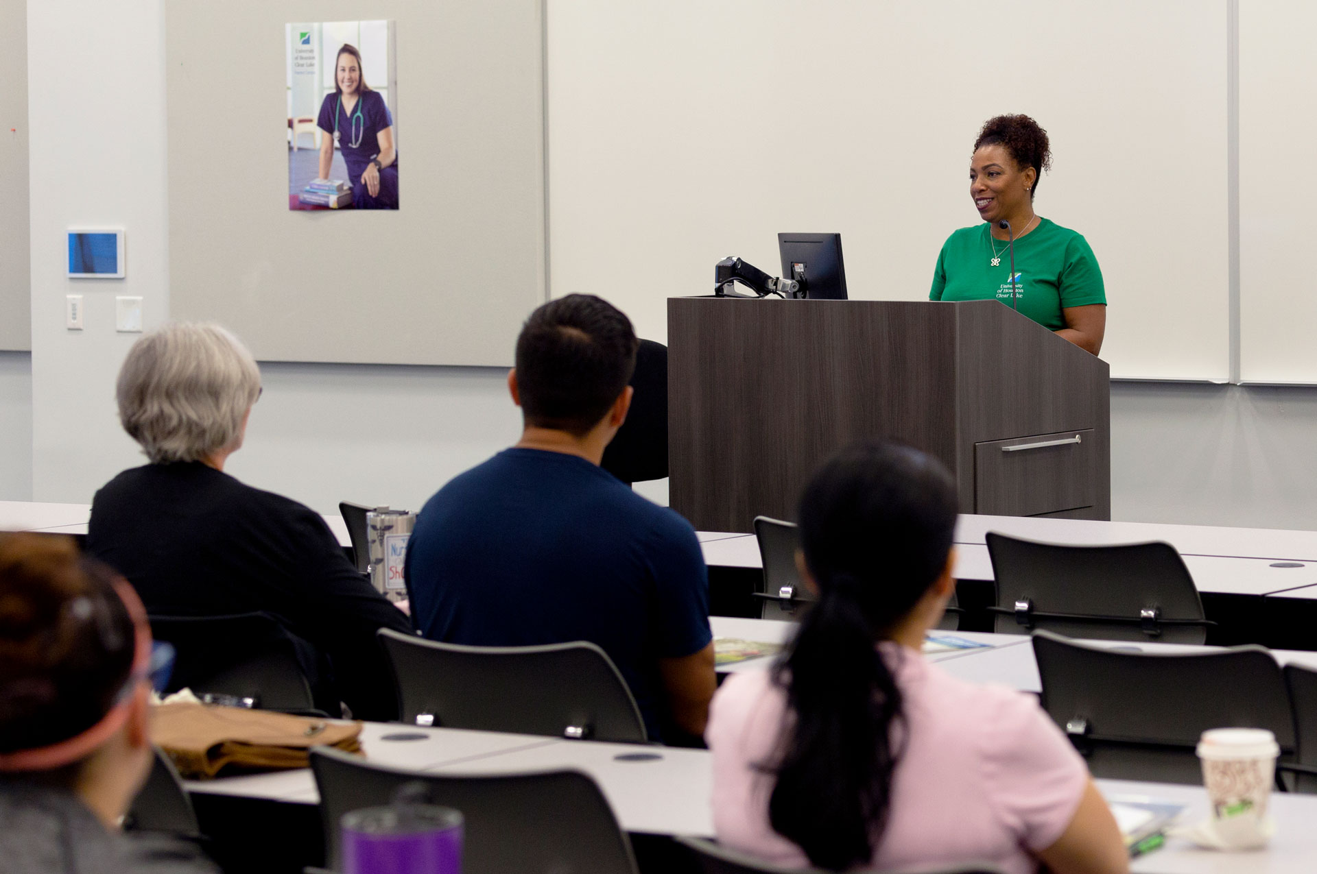 UHCL Pearland Campus hosts Nursing Education Conference