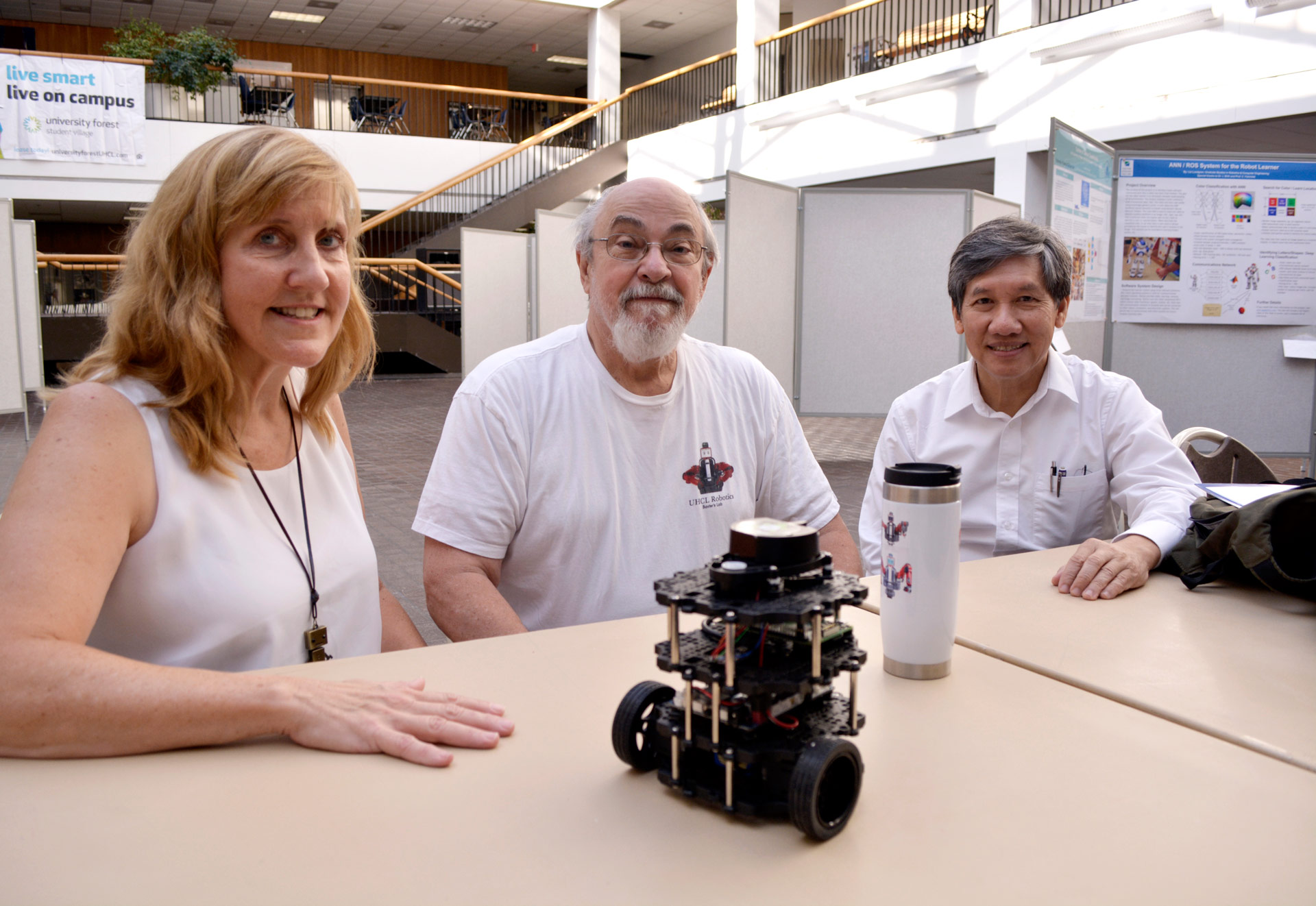 Robotics and AI Day provides a showcase of what is, what can be