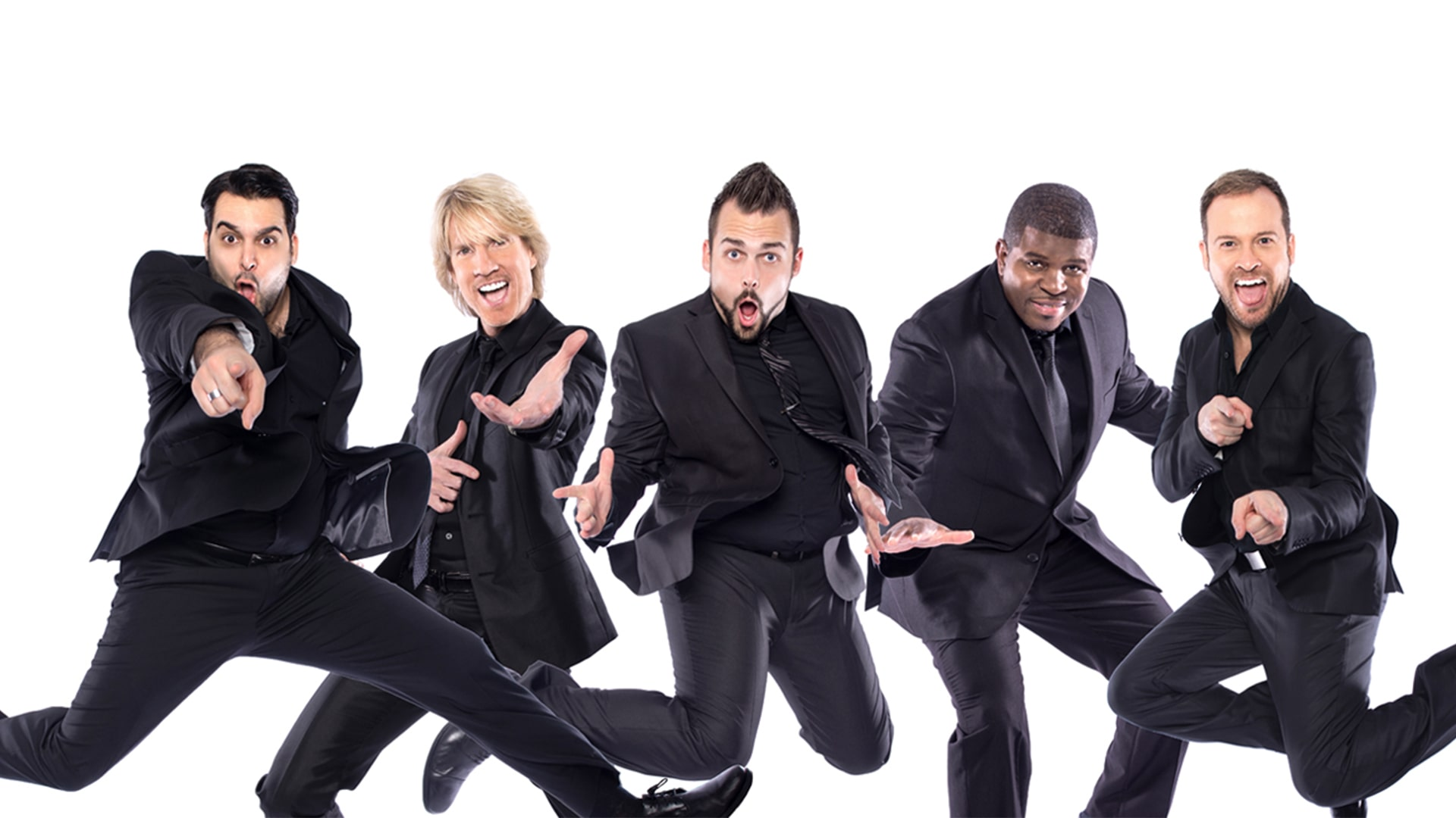 Where in the world is Rockapella? Coming soon to Bayou Theater