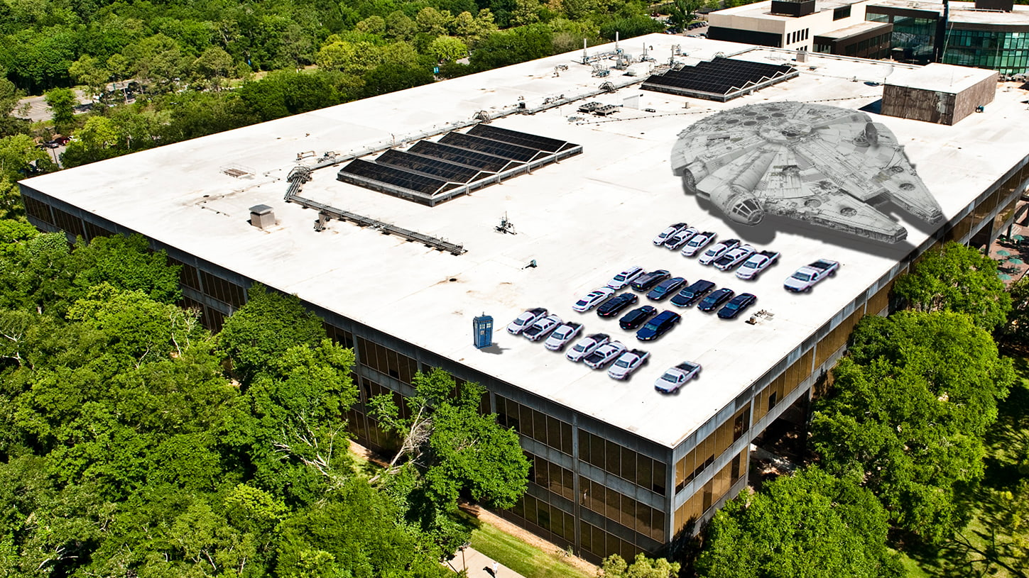 New parking option takes Hawks to new heights