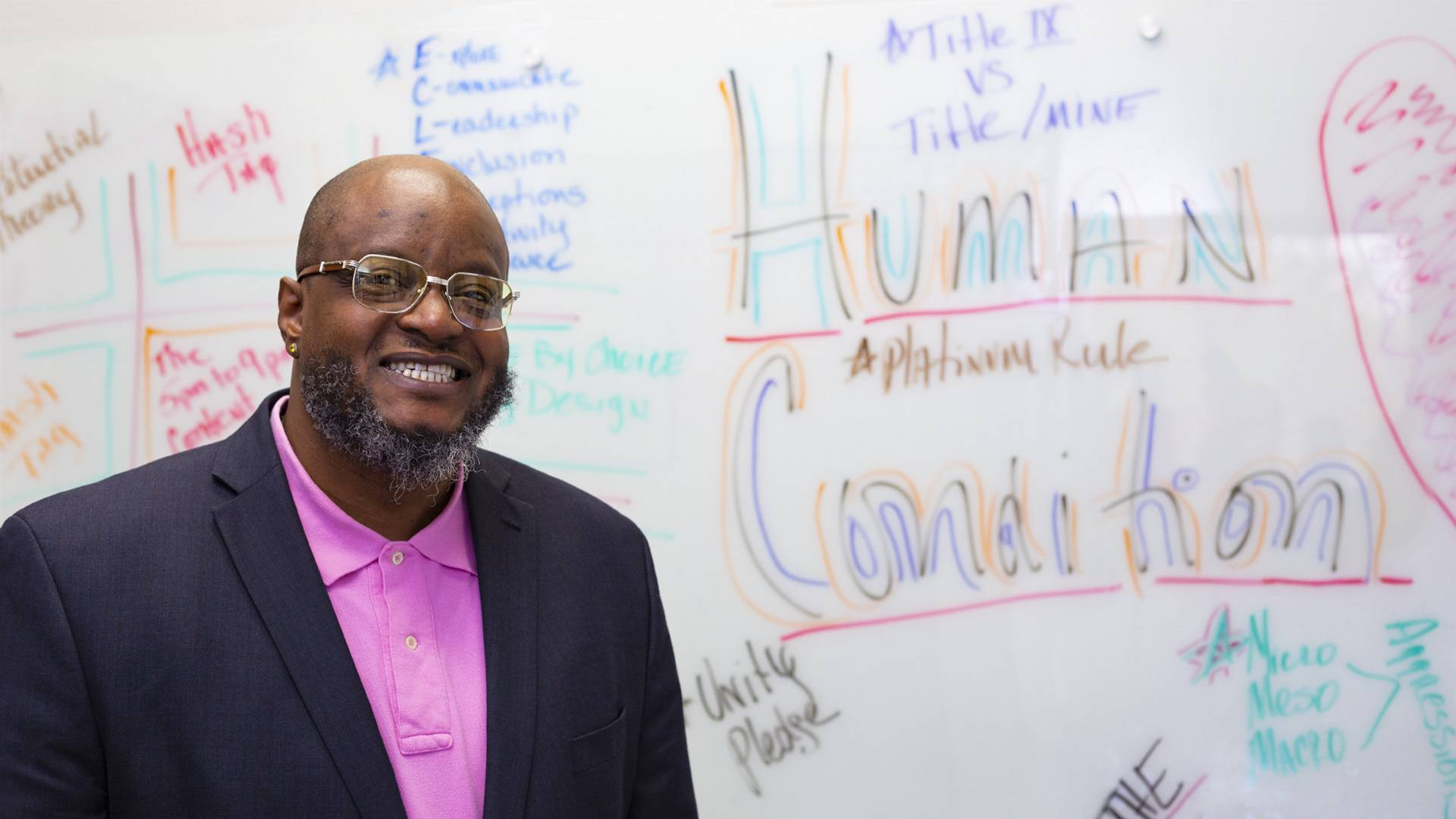 UHCL staff member's research study explores reality of 'underprepared' college students