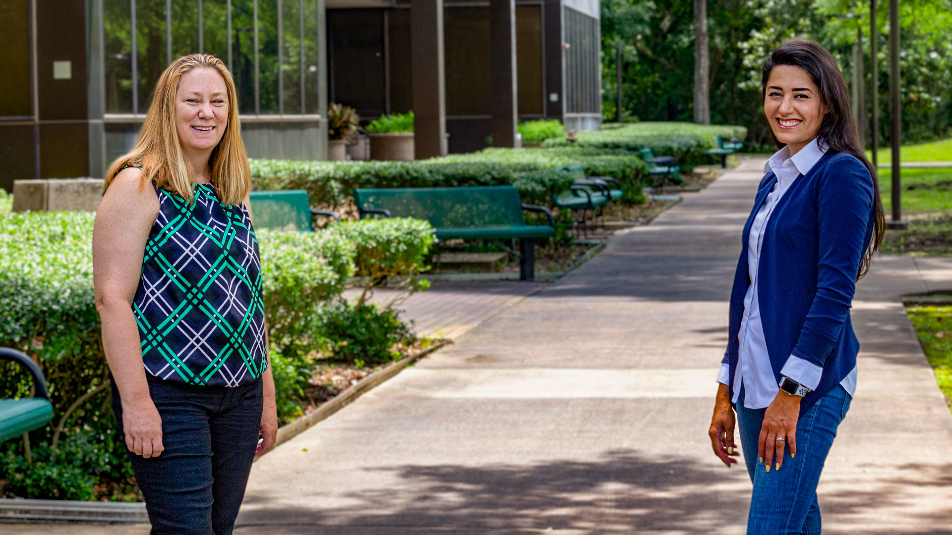 Doctoral psychology students earn top internships