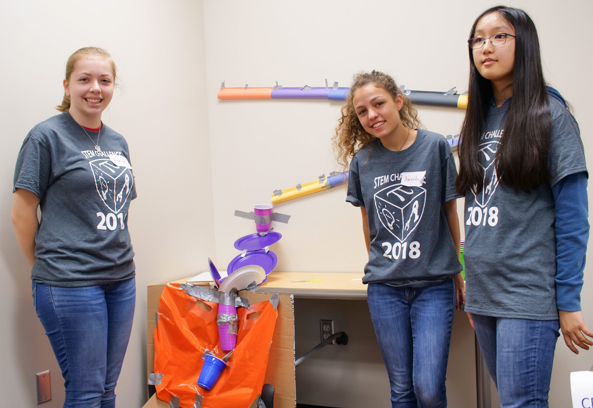 STEM Challenge brings together innovative students