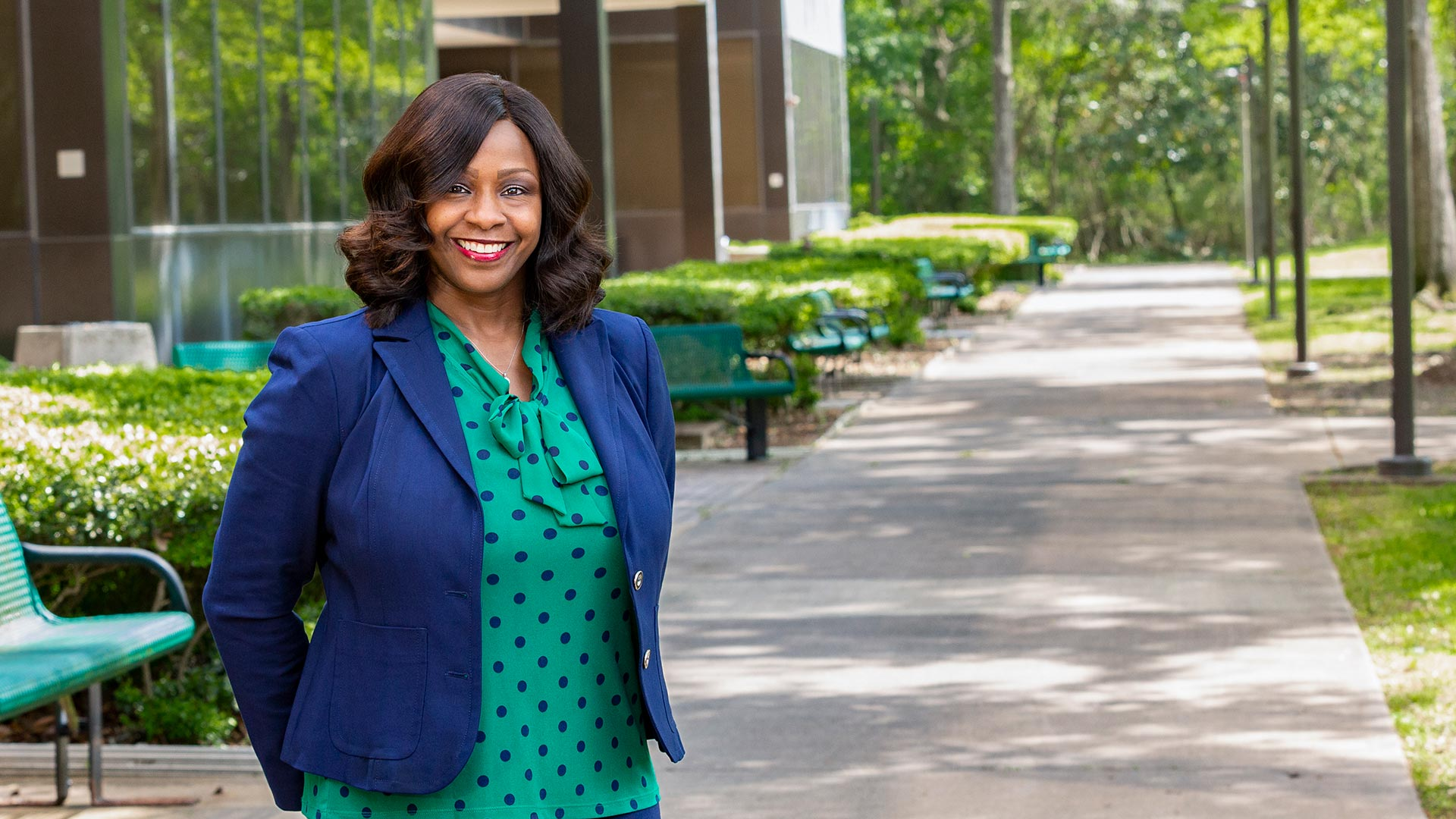 UHCL doctoral student is HISD Middle School Principal of the Year