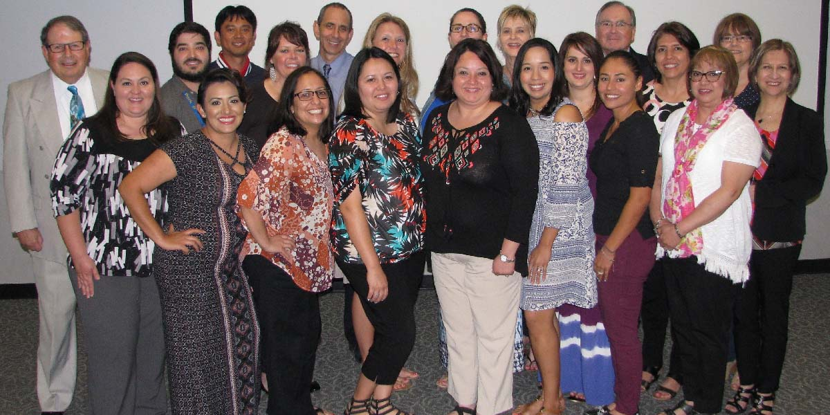Teachers receiving graduate degrees from UHCL through CASA grant