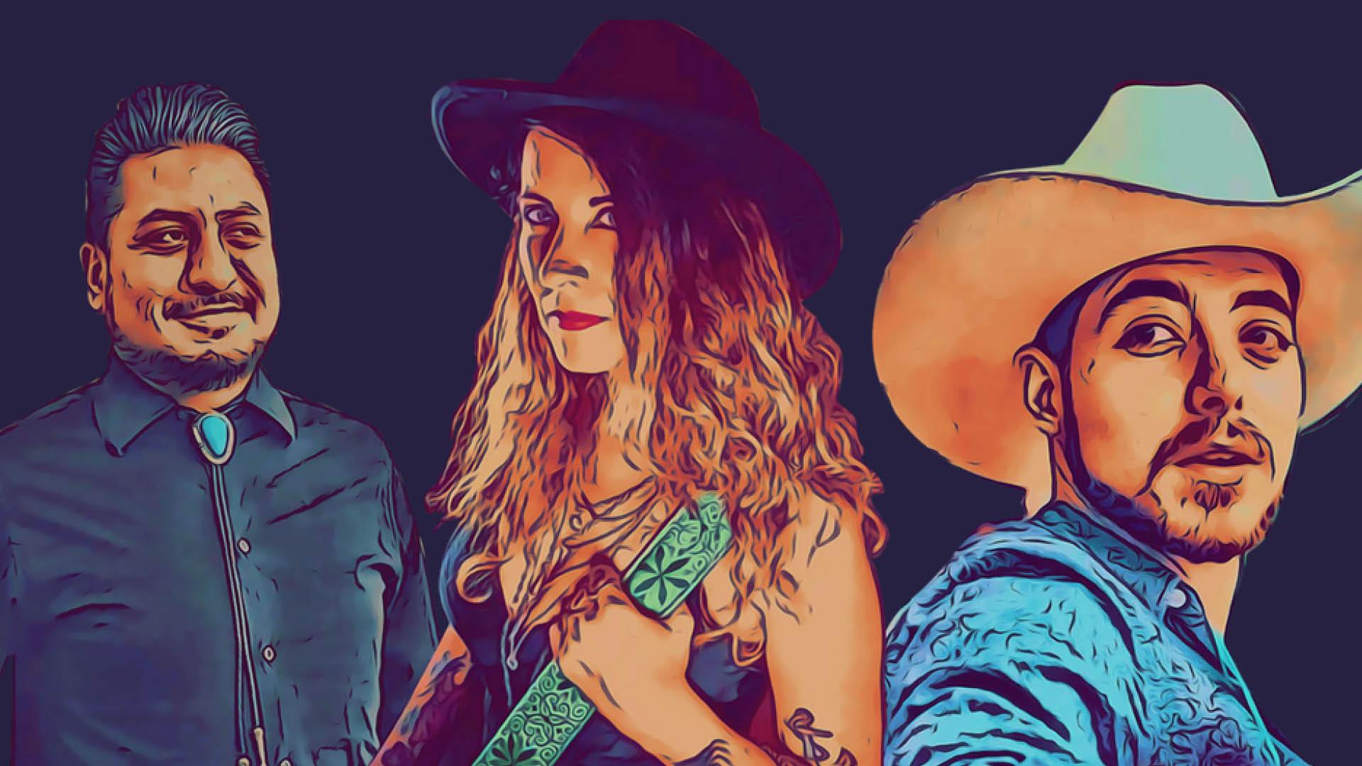 Midnight Mezcal twangs Tex-Mex, country swing at Bayou Theater