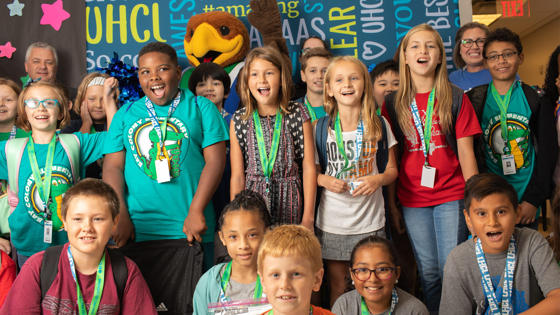 Dickinson ISD and UHCL begin partnership to offer enrichment to gifted students