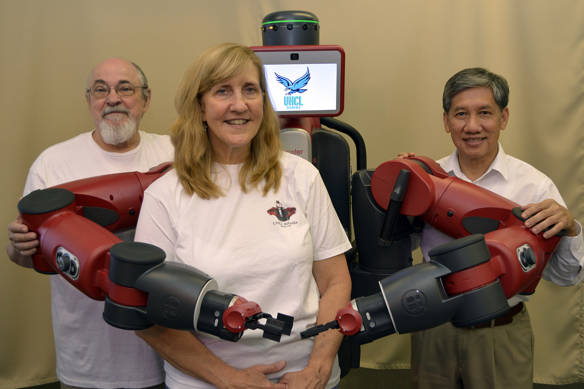 UH-Clear Lake hosts Center for Robotic Software with kickoff event