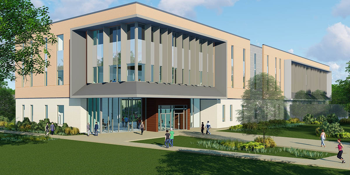 UHCL Pearland Campus to break ground on new building