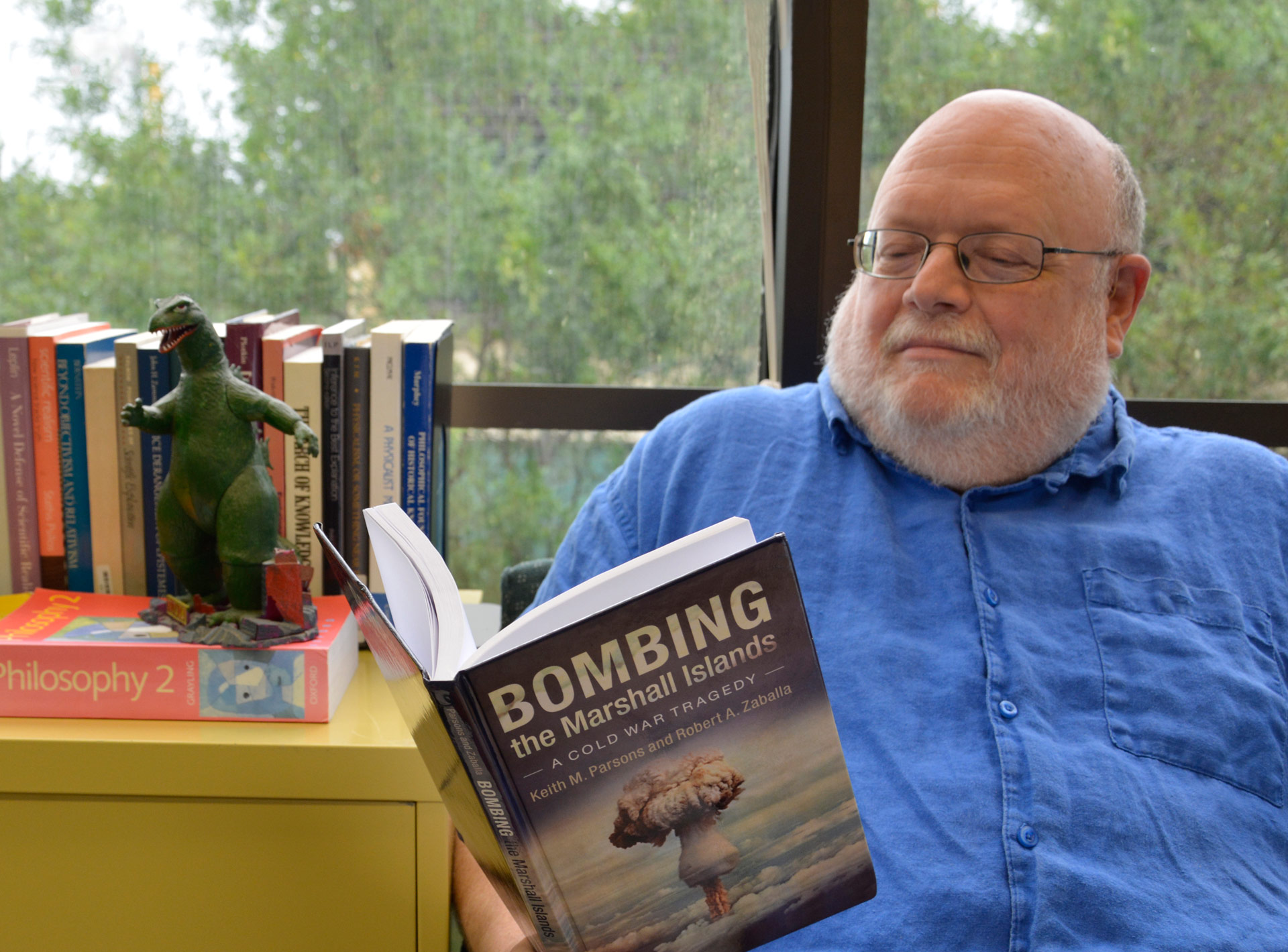UHCL professor's book chronicles tragedy of Cold War nuke tests