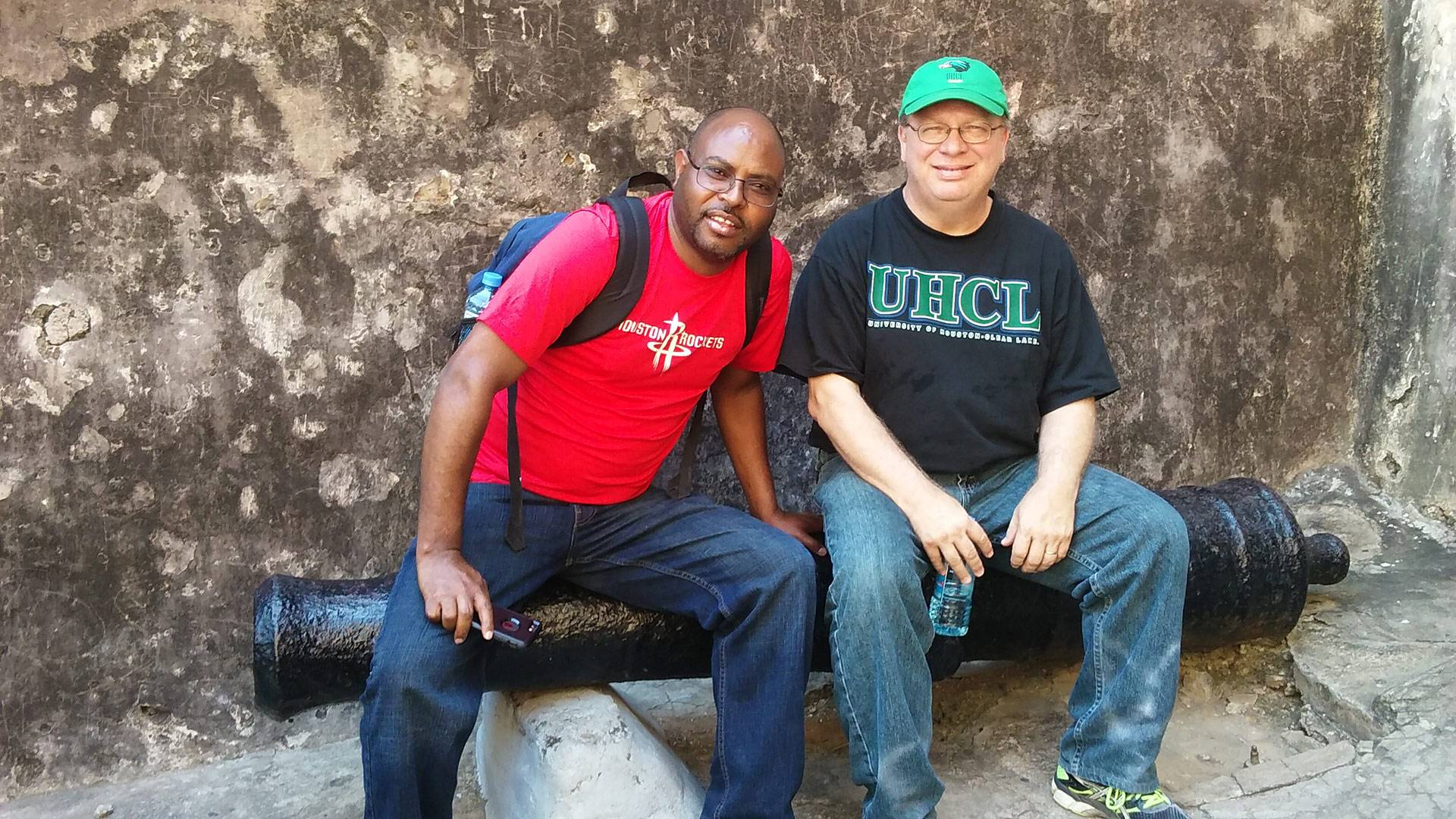 Blog: Profs travel Kenya, set foundations for UHCL student study abroad opportunities
